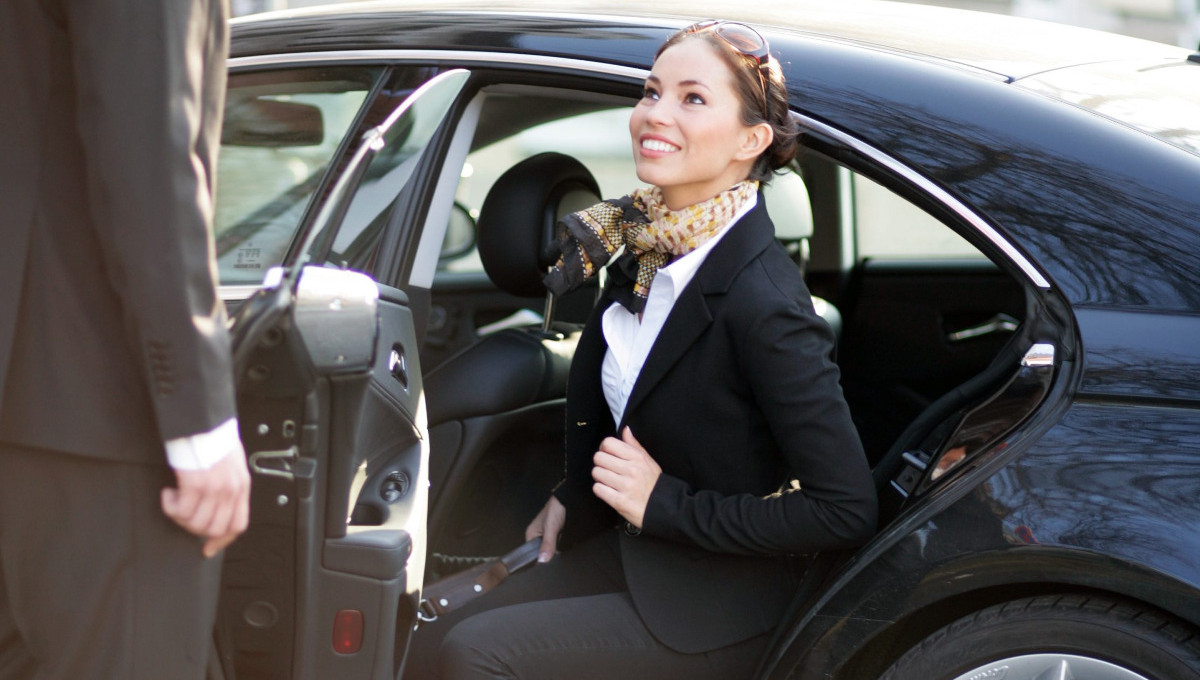 Chauffeur services in Cyprus